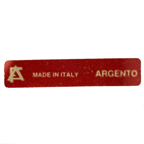 Croce Argento 925 Ave Maria 4