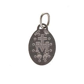 Medalla de plata 925, Virgen de la Milagrosa s2