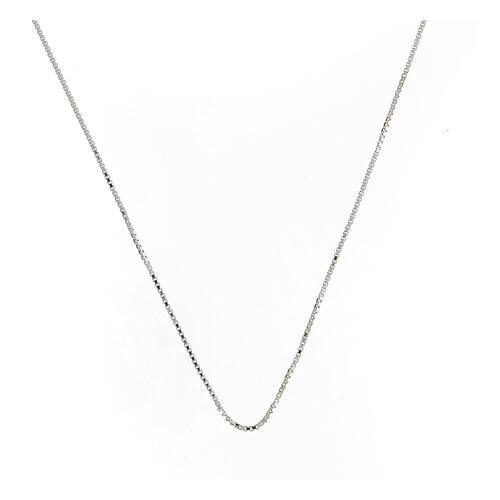 Catena veneta argento 925 lung. 50 cm 1