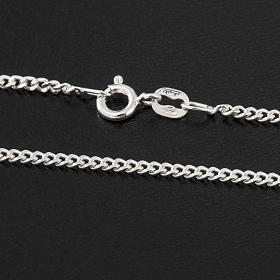Grumetta chain in sterling silver 50cm s2