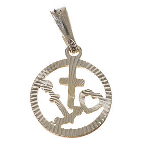 Pendants, crosses and pins: Faith Hope Charity pendant
