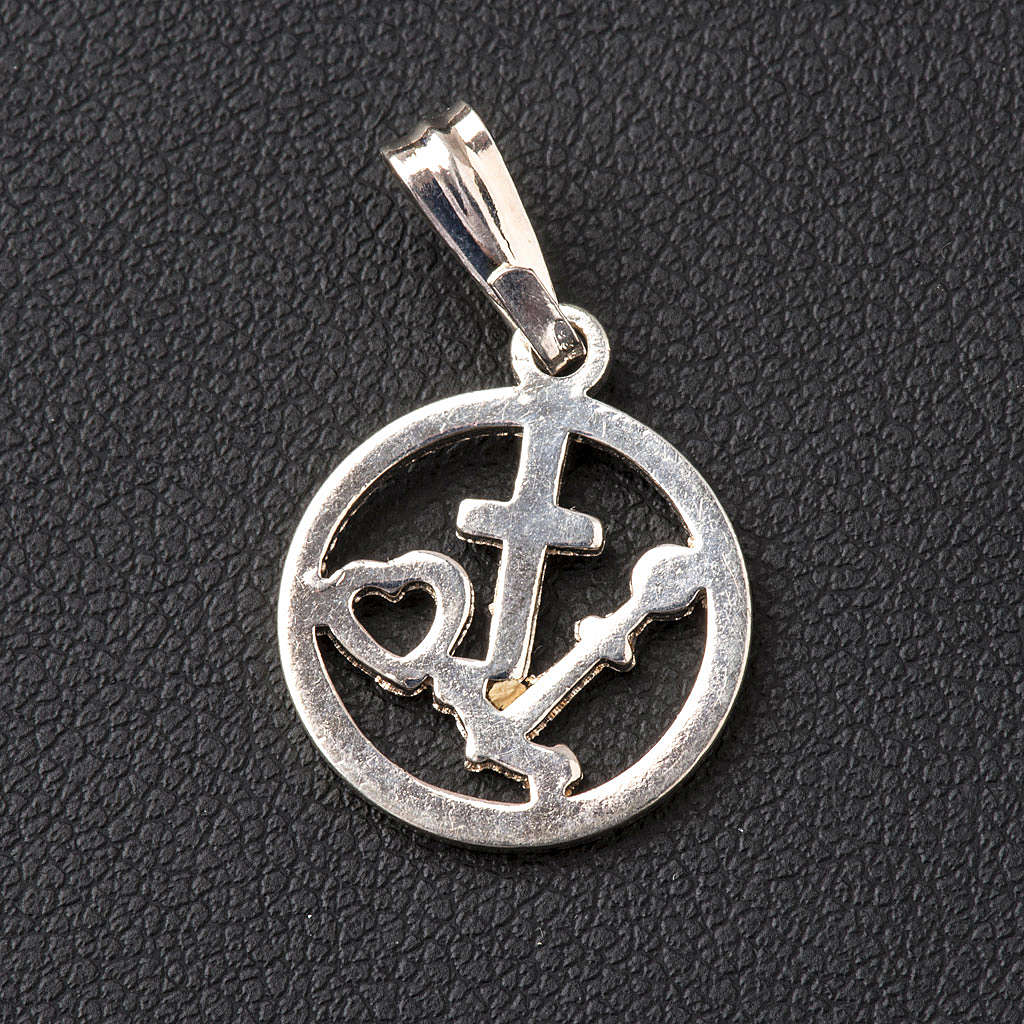 Faith Hope Charity pendant 4