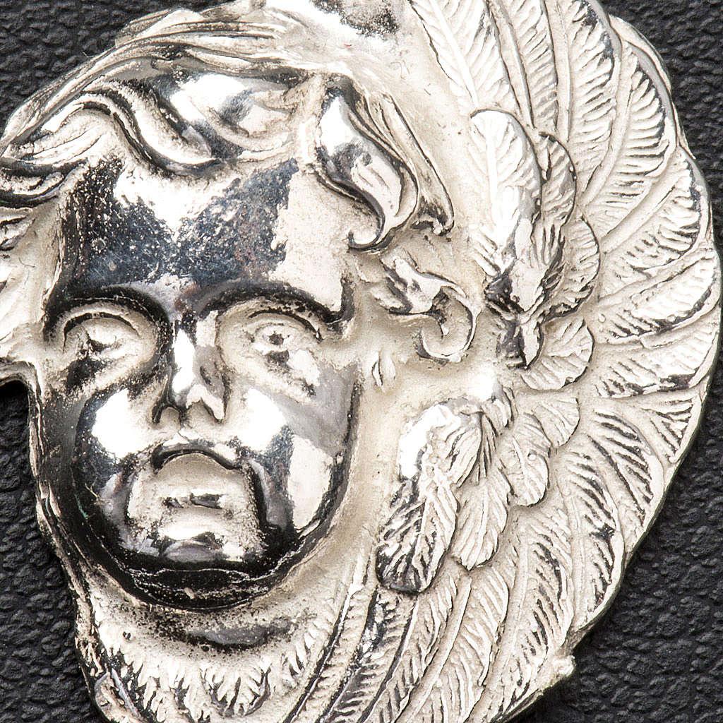 Angelot pendentif argent 925 4