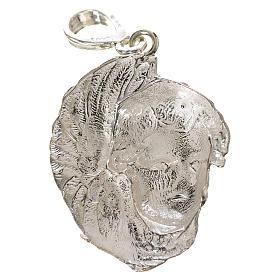 Angelot pendentif argent 925 s2