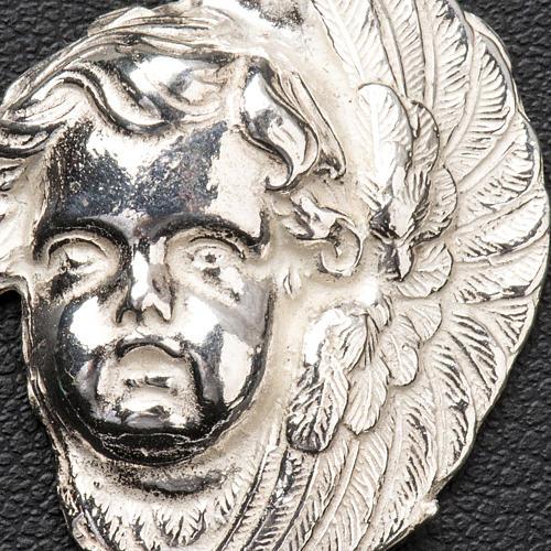 Angelot pendentif argent 925 3