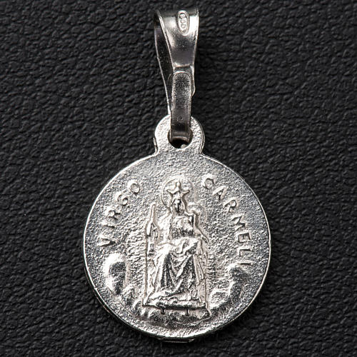 Scapolare argento 925  diam 1 cm 2