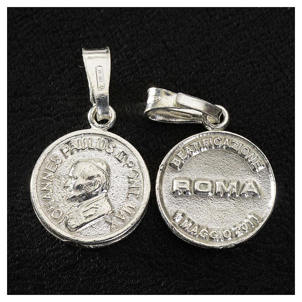 Medalla de Juan Pablo II Beatificación 4