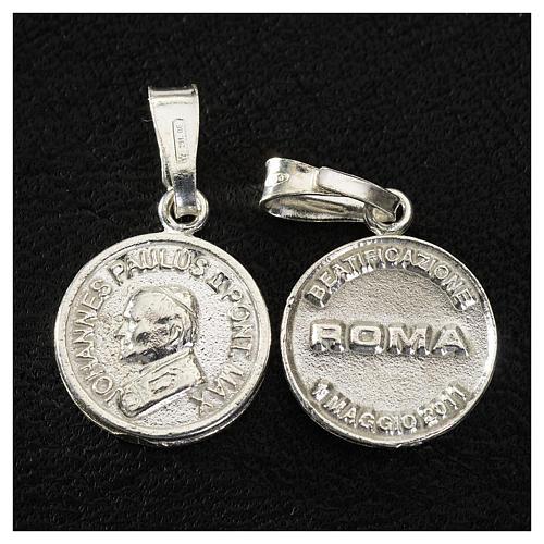 Medalla de Juan Pablo II Beatificación 2