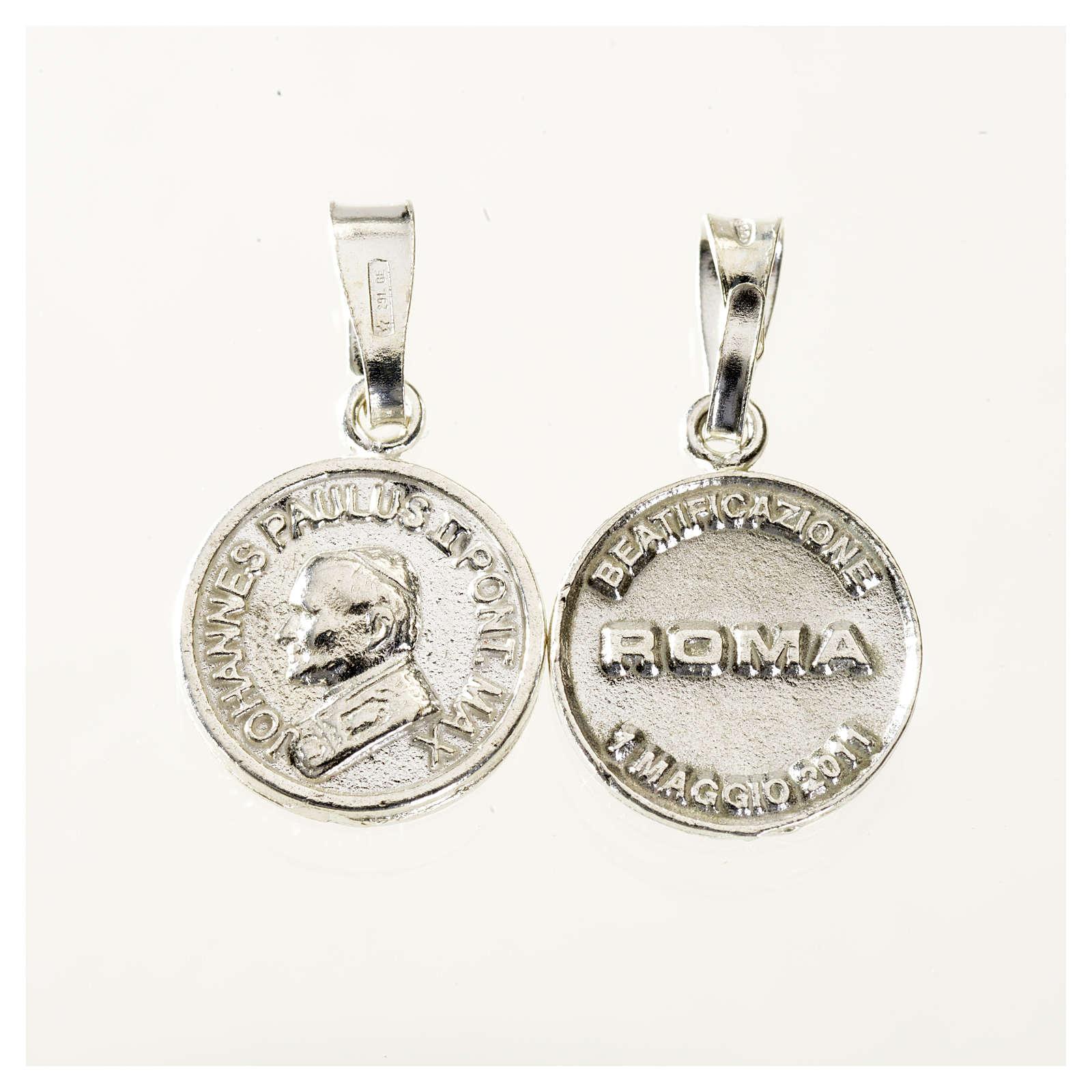 Médaille Jean Paul II Béatification 4