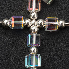 Croce Swarovski cubo s3