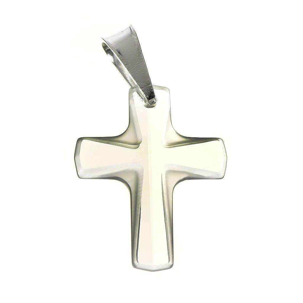 Croix cristali 2x1,5 cm 4