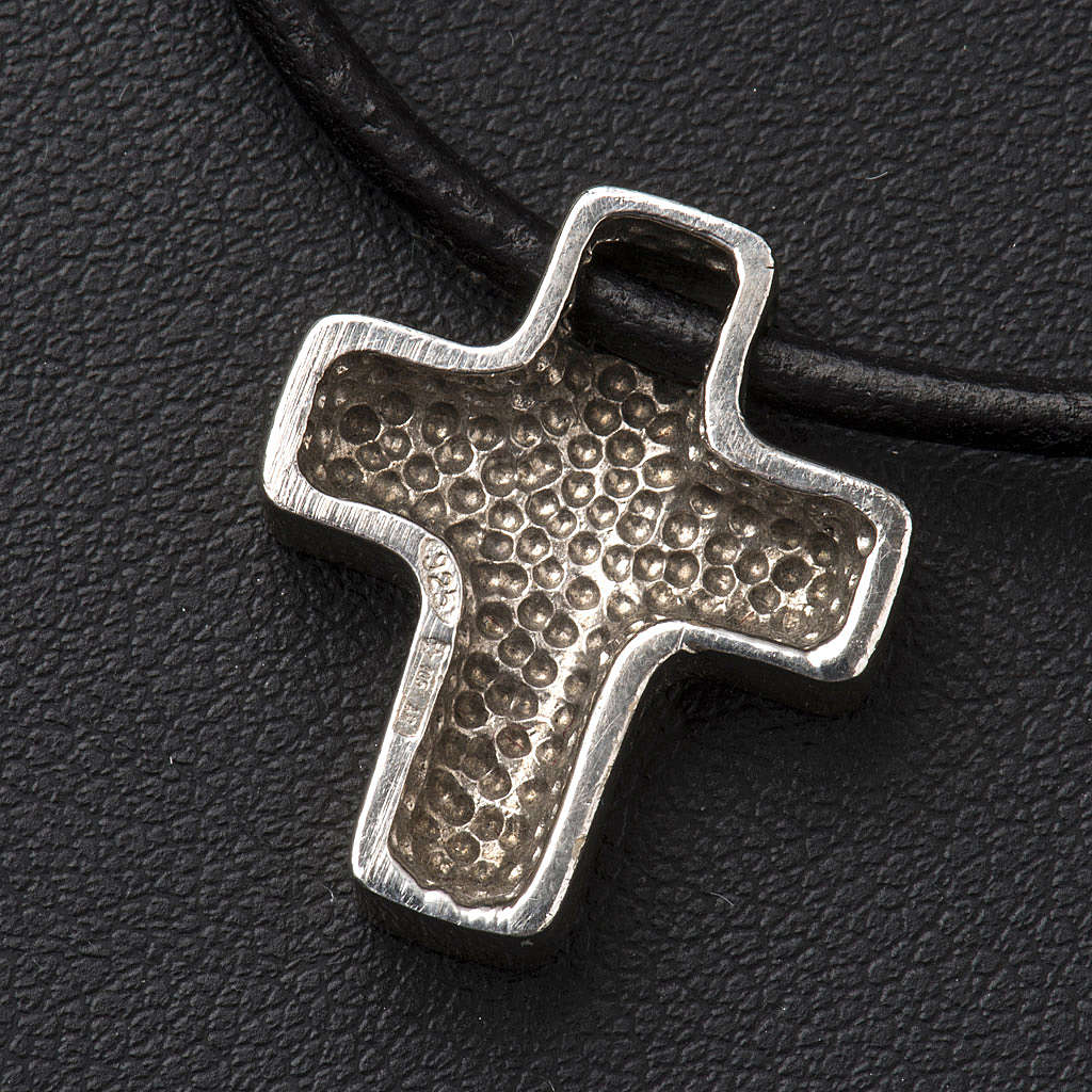 Pendant cross, classic with necklace 4
