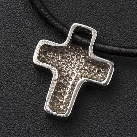Pendant cross, classic with necklace s4