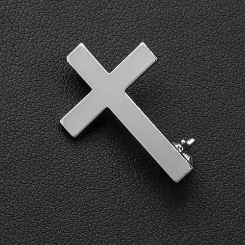Croix clergyman argent 800 3