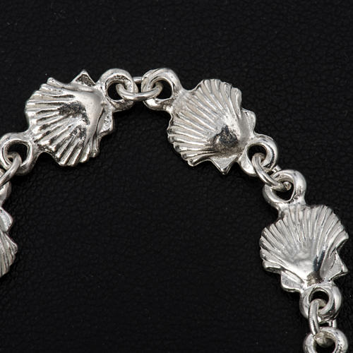 Bracelet Santiago de Compostela, 925 silver 5