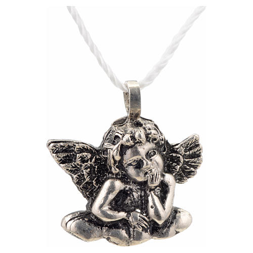 Pendant Angel in sterling silver 1