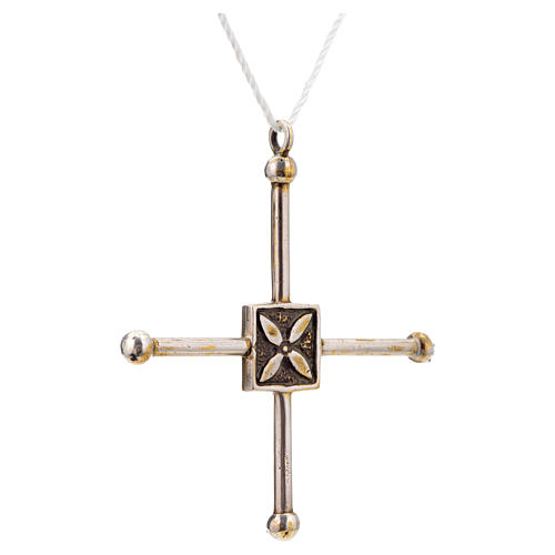 Saint Geminianus 7,2x6,6 cm argent 925 4