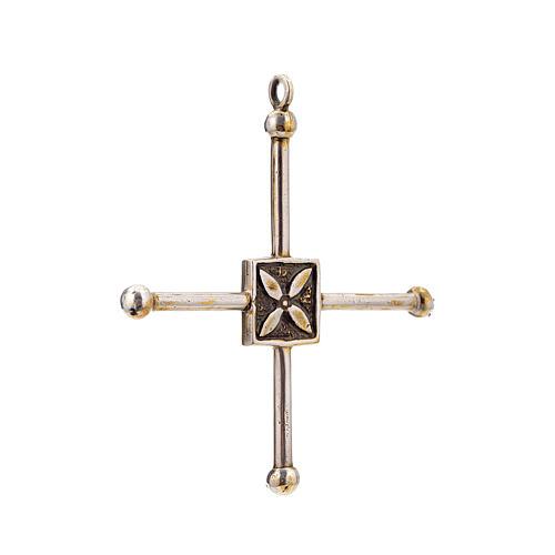 Saint Geminianus 7,2x6,6 cm argent 925 2