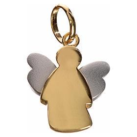 Ange pendentif en or - 1,98gr s1