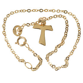 Bracelet avec tau en or 750/00 - 1,09 g s2