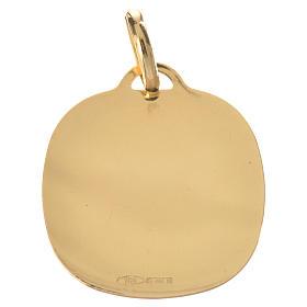 Raphael's cherub pendant in 18k gold 0,92 grams s2