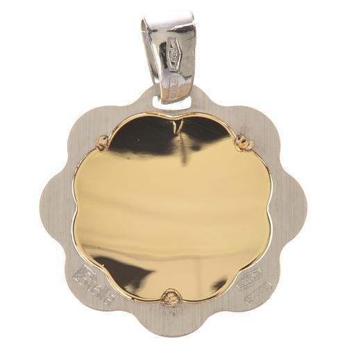 Médaille baptême or 750/00 - 1,48g 2