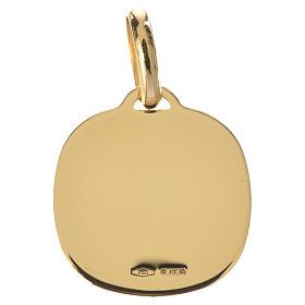 Médaille ange en prière or 750/00 - 1,71g s2