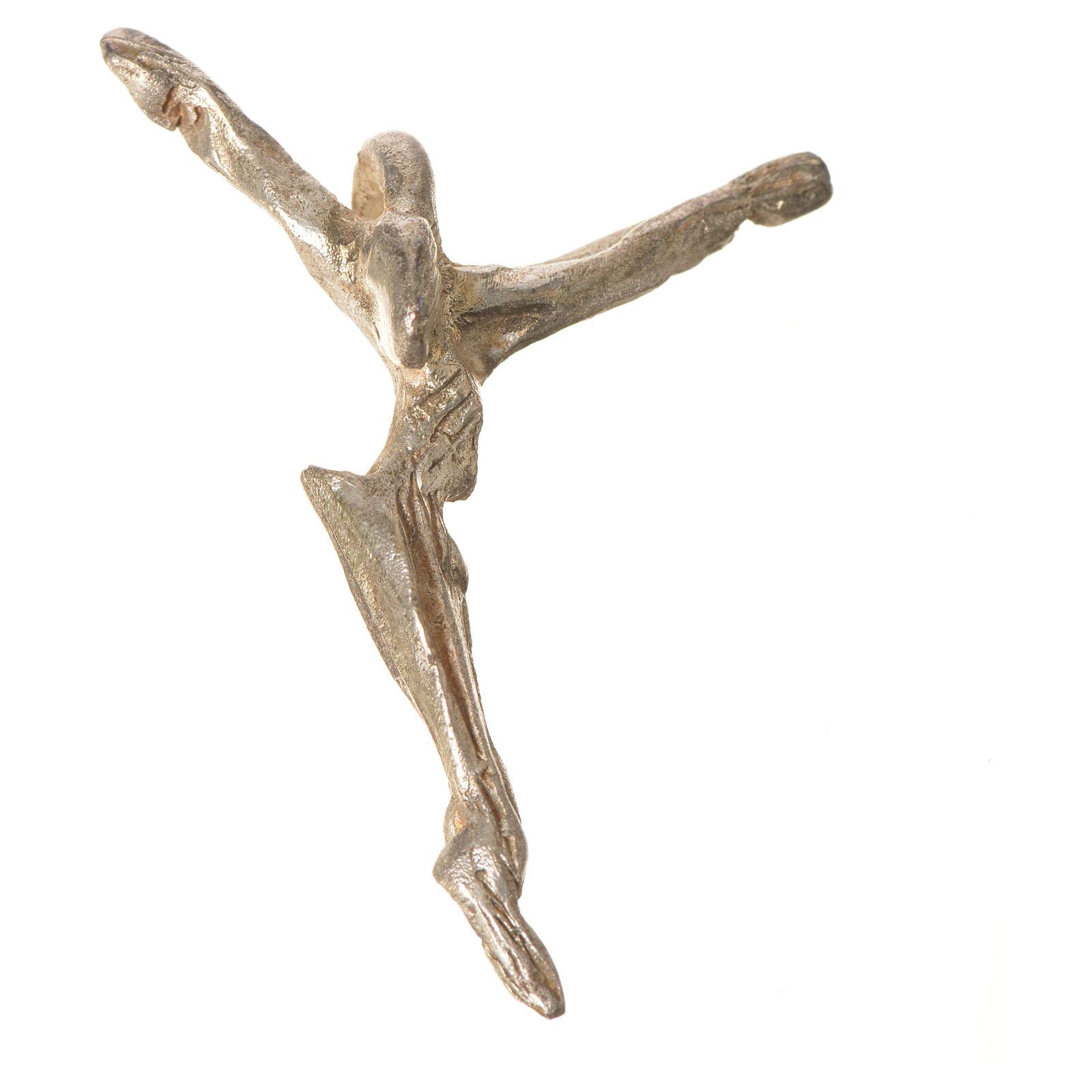Croix argent 925 Figurative 4