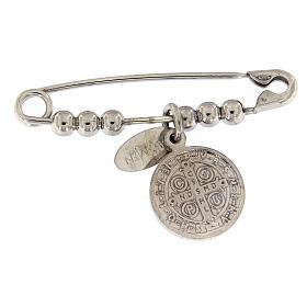 Imperdible AMEN con Medalla Milagrosa de plata de ley s2