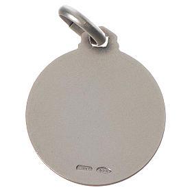 Medalla Síndone Plata 925 s2
