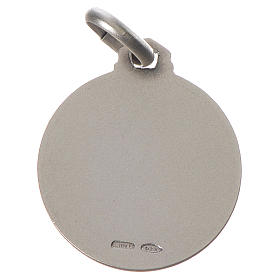 Médaille Suaire argent 925 s2