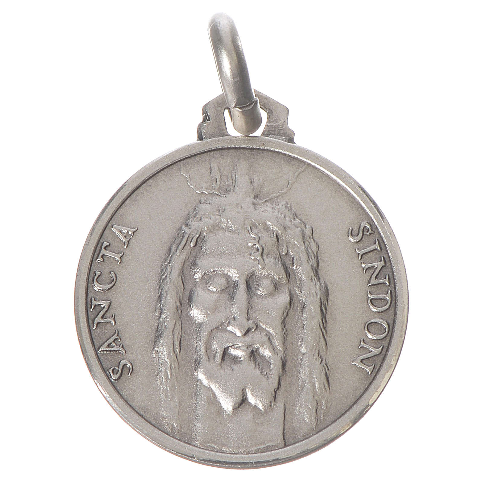 Medaglia Sindone Arg.925 4
