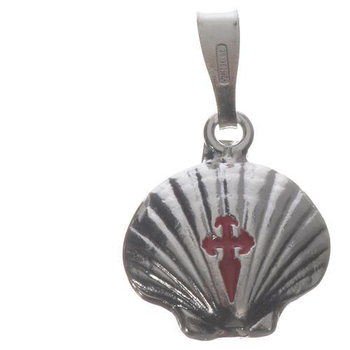 Collar Plata 925 Medalla Milagrosa 3 mm tallado 4