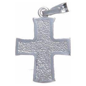 Croce Redentoristi Argento 800 cm 2x1,5 s2