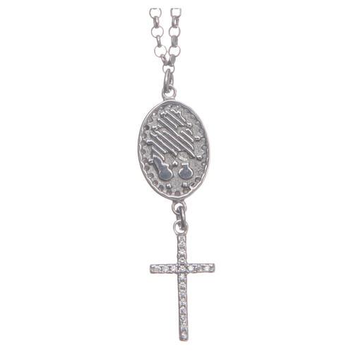 Collier argento 925 Santa Rita 2
