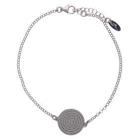 Amen-Armband Silber 925 lateinisch Vaterunser s1