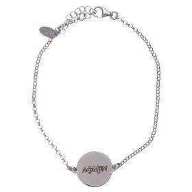 Amen-Armband Silber 925 lateinisch Vaterunser s2
