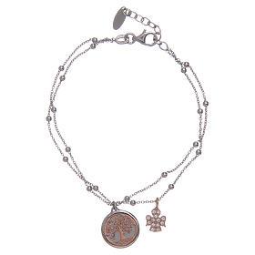 AMEN bracelets: Amen bracelet with tree of life charm
