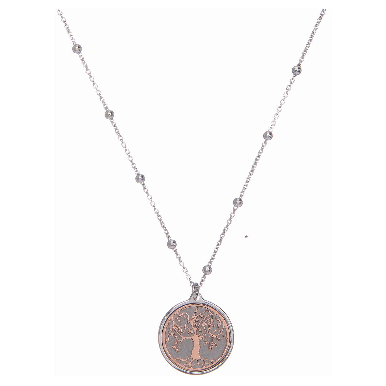 Collana Amen Argento pendente Albero della Vita 4