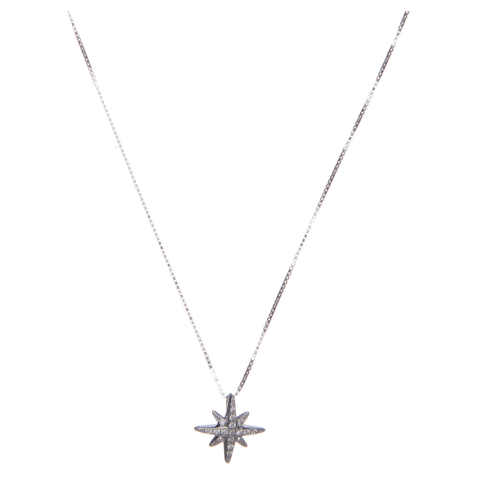 Collana Amen Argento pendente Croce del Sud 4