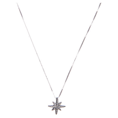 Collana Amen Argento pendente Croce del Sud 1