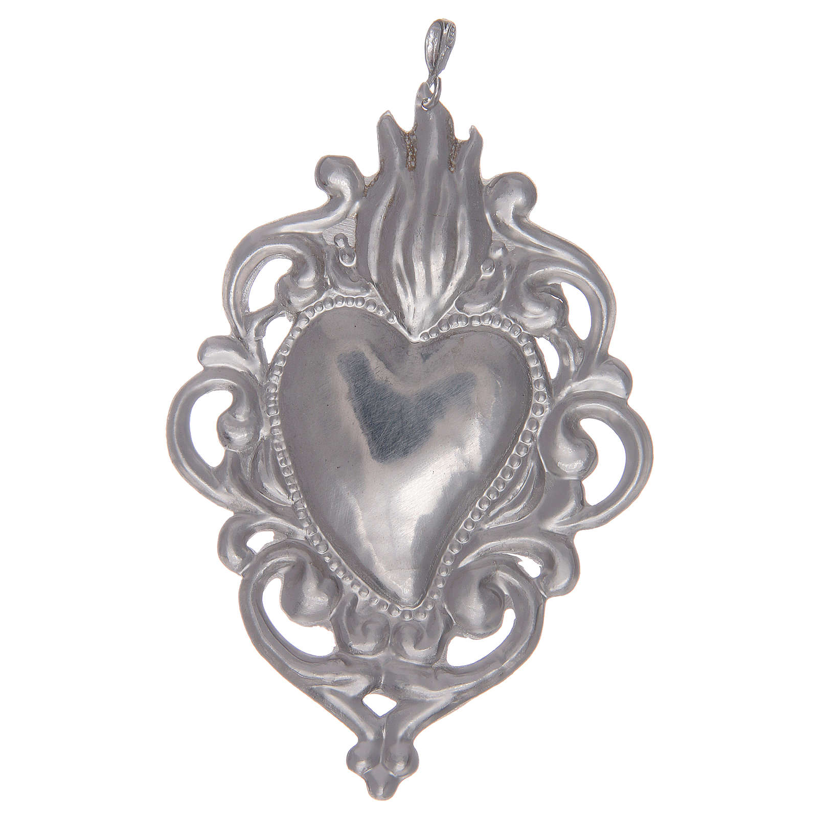 Votive 925 sterling silver pendant 4