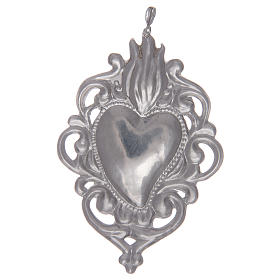 Votive 925 sterling silver pendant s2