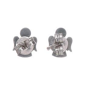 Engel Ohrringe AMEN Silber 925 s3