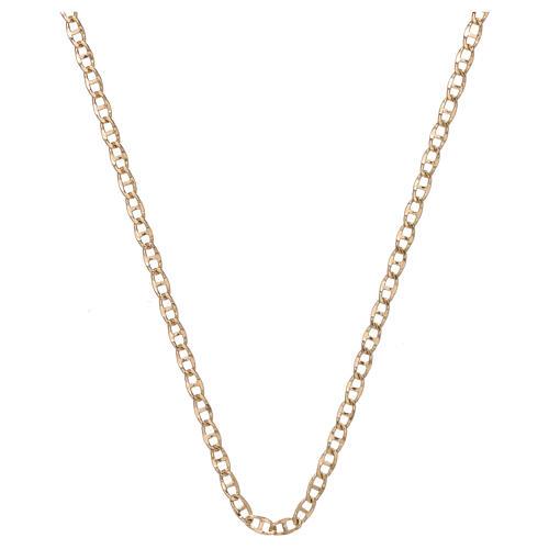 Mariner chain 18-carat yellow gold 19 3/4 in 1