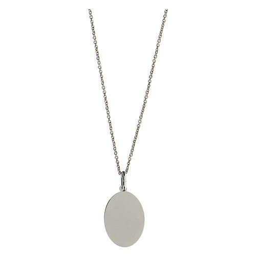 Halskette Johannes Paul II. aus 925er Silber