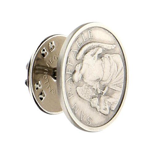Broche San Rafael plata 925 2