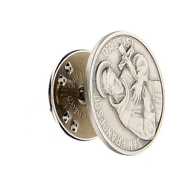 Broche San Francisco plata 925 4