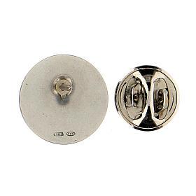 Spilla San Francesco argento 925 s3