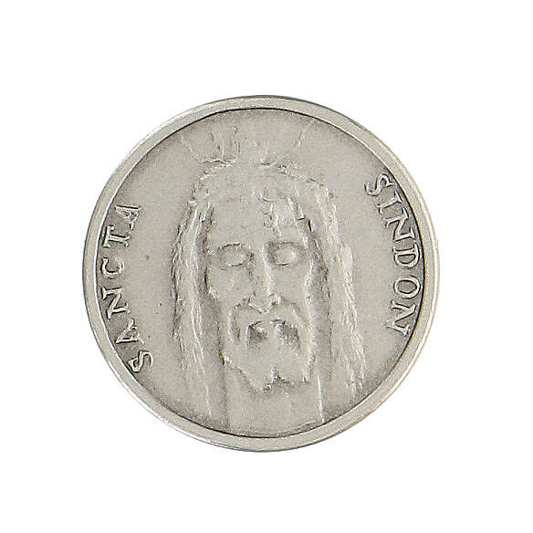 Spilla Sacra Sindone argento 925 4